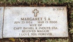 Margaret S. Maggie <i>Awamura</i> Inouye