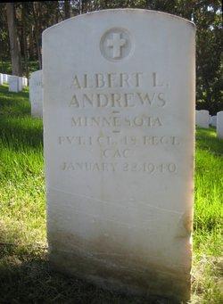 Albert L Andrews