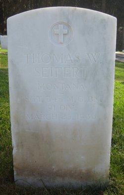 Thomas W Seifert