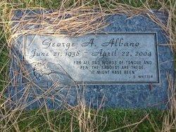 George A. Albano