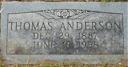 Thomas R Anderson