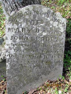 Mary Darnell <i>Stevens</i> Braden