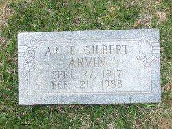 Arlie Gilbert Arvin