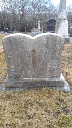 Louise H. <i>Van Horn</i> Brackett