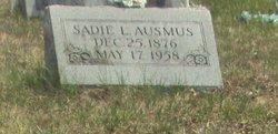 Sadie Leota <i>Harrison</i> Ausmus