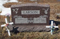 Donnis Yvonne <i>Bolstad</i> Larson
