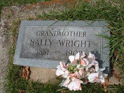 Sally Loretta <i>Williams</i> Wright