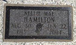 Nellie Mae <i>Frobish</i> Hamilton