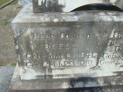 Ludwig Conrad Theodor Baese