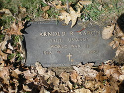Arnold R Aaron
