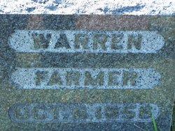 Warren Farmer