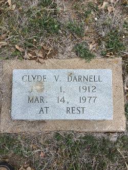 Clyde V <i>Strawn</i> Darnell