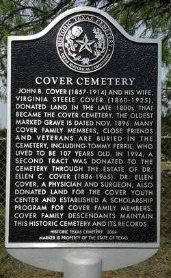 Cover Cemetery