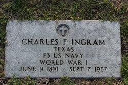 Charles F Ingram
