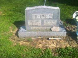 Alice Mae <i>Buley</i> Brewer