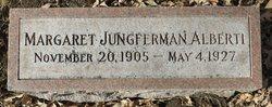 Margaret <i>Jungferman</i> Alberti