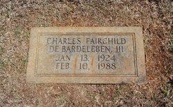 Charles Fairchild DeBardeleben, III