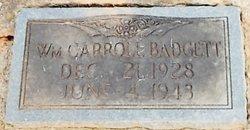 William Carroll Badgett