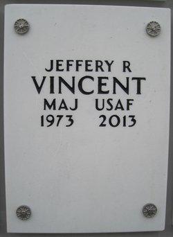 Jeffery R Vincent