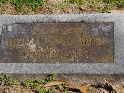 Thelma R. W. S. Abner