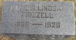 Katie D <i>Lindsay</i> Frizzell