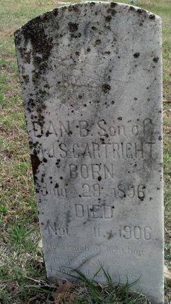 Dan B Cartright