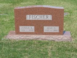 Jane <i>Schalk</i> Fischer