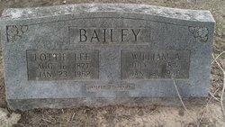 Lottie Lee Bailey