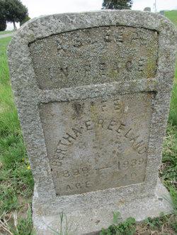 Bertha Freeland
