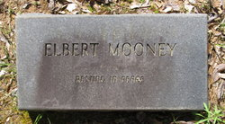 Elbert Mooney