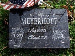 Martha E. <i>Magee</i> Meyerhoff