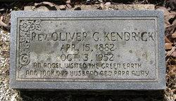 Rev Oliver C Kendrick