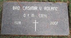 Br Casimir Roland