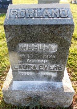 Laura Everse <i>Beard</i> Rowland