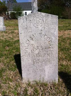 William T Cooper