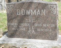 Charles Newton Bowman