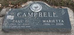 Paul Edward Campbell