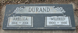 Wilfred Durand