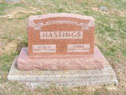Emma Gladys <i>Roberds</i> Hastings