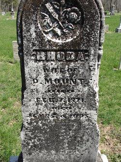 Rhoda <i>Hunt</i> Mount