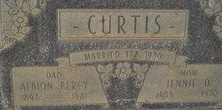 Jennie D. Curtis