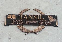George Edward Tansil