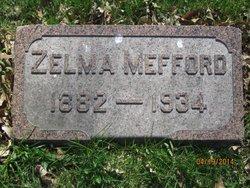 Zelma E. <i>Austermiller</i> Mefford