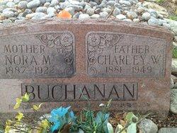 Nora May <i>Davis</i> Buchanan