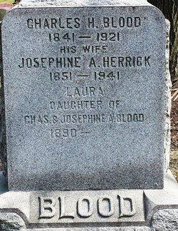 Josephine Alvina <i>Herrick</i> Blood