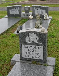 Barry Allen Bostic