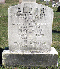 James N Alger