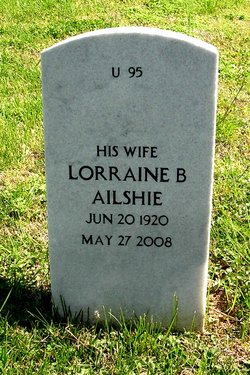 Lorraine B <i>Bible</i> Ailshie