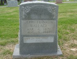 Jerry Franklin Wallace