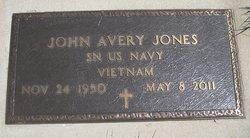 John Avery Jones